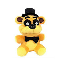 New Cute FNAF Five Nights at Freddy's Collector Golden Freddy Doll Plush Toys
