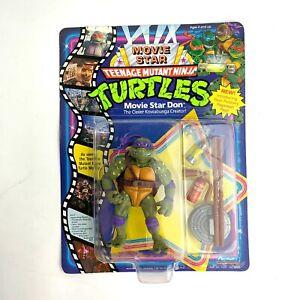 Teenage Mutant Ninja Turtles TMNT Movie Star Don Donatello 1991