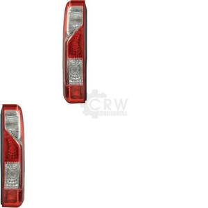 Rear Lights Set for Vauxhall Movano Year 10- >> Also Renault Master Ysh