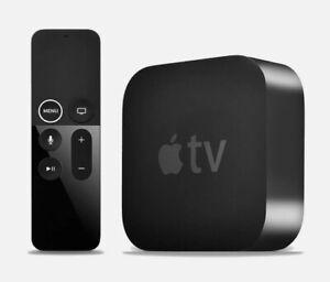 Apple TV 4K (5th Generation) - 32GB UHD Media Stream - MQD22B/A - GENERIC REMOTE