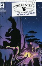 Dirk Gently A Spoon Too Short IDW #4 COVER A 1ST PRINT