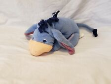 Fisher Price Baby Eeyore Disney Winnie The Pooh Rattle Plush Toy Stuffed Animal