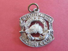 1999 2000 Strathalbyn Racing Club Badge