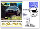 COLIN McRAE WRC RALLY CAR ICON 2007 TRIBUTE COVER 1