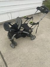 New ListingBaby Trend Sit n Stand Ultra Stroller, Morning Mist