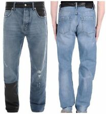 Relaxed Mid Rise 34L Jeans for Men