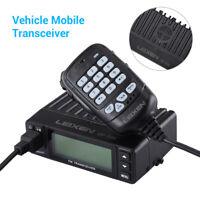 25W 200CH UV-998S Dualband VHF / UHF Fahrzeug Auto Ham Mobile Radio Walkie Talk
