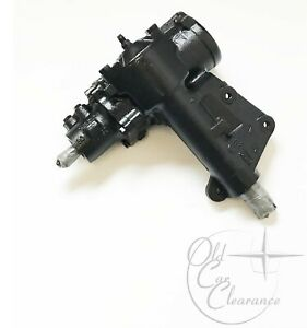 1965-1969 Lincoln Remanufactured Power Steering Gear Box (C8VY3504A)