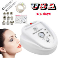 Diamond Dermabrasion Microdermabrasion Facial Peel Scrubber Beauty Machine Spa A