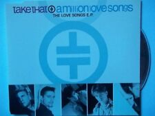 Take That A million love songs-The love songs EP (1992) [Maxi-CD]