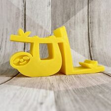 Sloth Mobile iPad Phone Stand - Madagascar Lover - Desk Accessory -  Gadget