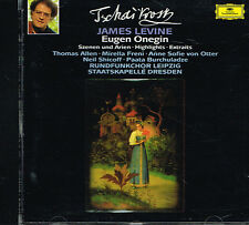 CD album: Peter Tschaikowsky: Eugen Onegin. DG. F