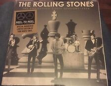 "Rolling Stones - Unreleased Chess Sessions -   10"" White Vinyl -  Brand New RARE"
