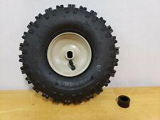 934-04282B Steel Wheel and Tire 4.10-4 NHS MTD Craftsman Snow Thrower Blower