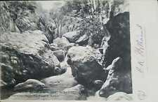 O) JAMAICA, POSTAL CARD, CANE RIVER FALL -NEAR KINGSTON, XF
