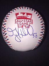 Greg Holland AUTOGRAPHED SIGNED 2014 All Star BASEBALL PSA/DNA Royals