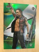 DAMIAN PRIEST 2020 TOPPS FINEST WWE NXT GREEN REFRACTOR ROOKIE RC SSP /99