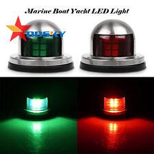 Luces de navegación del barco Marine Yacht Luz de acero inoxidable 12V