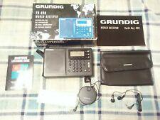 Grundig YB400 World Receiver