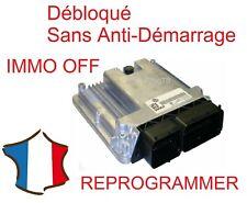 Calculateur IMMO OFF ou CLONE AUDI A3 BOSCH EDC16U34 03G906021JH 0281013608