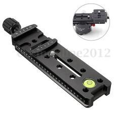 NNR140 140mm Nodal Slide Rail Quick Release Plate Clamp Macro Panoramic Bracket