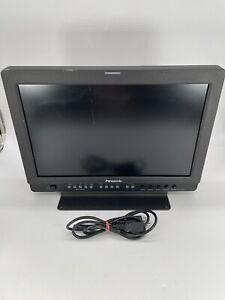 "Panasonic BT-LH1700WP 17"" HD-SDI/SD LCD Monitor VIDEO Y/C YPBPR/RGB (Reas Desc)"