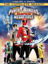 POWER RANGERS SUPER MEGAFORCE: THE COMPLETE SEASON NEW DVD