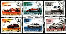 1986 Ungarn /Hungary old / modern car - automobile formula1 used full set