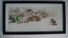 "Boris O'Klein Original Etching ""Grand Prix"""