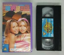 OUR LIPS ARE SEALED - VHS VIDEO - MARY KATE AND ASHLEY OLSEN - KIDS : CHILDRENS