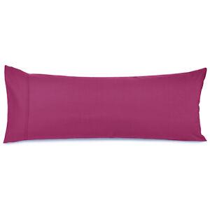 "Ultra Soft Body Pillow Case Microfiber Pillowcase Body Pillow Cover Size 20""x54"""