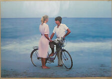 (PRL) 1985 LA BICICLETTA BICYCLE VINTAGE AFFICHE PRINT ART POSTER COLLECTION