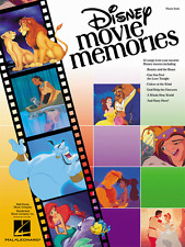 DISNEY MOVIE MEMORIES--PIANO SOLO/KEYBOARD MUSIC BOOK-BRAND NEW ON SALE SONGBOOK