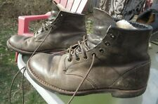 "Red Wing 6"" Heritage Blacksmith 2956 / Us Men 9 D / Pre-owned / Made in Usa"