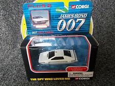 LOTUS ESPRIT CORGI TY95701 LA SPIA CHE MI AMAVA JAMES BOND 007 Nuovo di zecca
