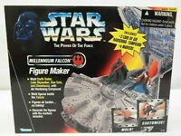 Star Wars Power Of The Force Millennium Falcon Figure Maker  TY