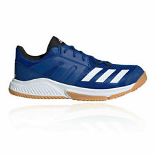 Adidas Mens Essence Indoor Court Shoes Blue - Badminton Squash