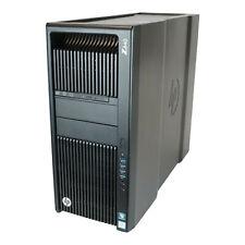 HP Z840 Workstation 2x E5-2697v4 @2,3GHz 128GB RAM 256GB SSD Quadro M5000