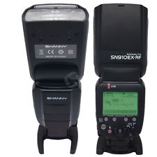 Shanny SN910EX-RF 1/8000s 2.4G i-TTL Camera Flash Speedlite for Nikon SB910 D800