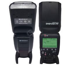 Shanny SN910EX-RF 1/8000s 2.4G Wireless Radio Flash Speedlite for Nikon SB910