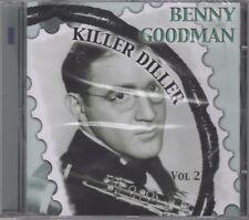 """Benny Goodman """"Killer Diller V2"""" NEW & SEALED CD 1st Class Post From UK"""