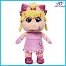 "Disney Muppet Babies Piggy 14"" Plush Doll Soft Toy brand new with tag"