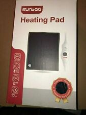"Sunbag King Size 20"" x 24"" Dry/Moist XXLarge Electric Heating Pad"