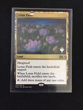 Lotus Field - M20 - Stamped Promo Pack NM MTG (x1)