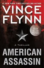 A Mitch Rapp Novel: American Assassin by Vince Flynn (2017, Paperback)