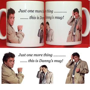 Columbo - Peter Falk - Personalised Mug / Cup