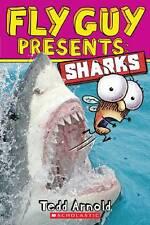 Fly Guy Presents: Sharks by Tedd Arnold (Paperback / softback, 2013)