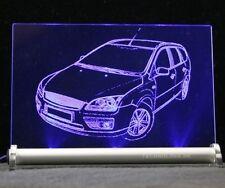 Ford Focus Turnier kombi  AutoGravur   LEUCHTSCHILD LED