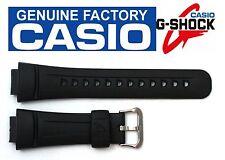 CASIO G-2900 G-Shock 16mm Original Black Rubber Watch BAND Strap G-2900F