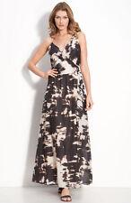 SUZY CHIN MAGGY BOUTIQUE CAMILLA COTTON BLEND DRESS SIZE 14 NWOT